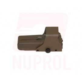 WeTech 882 Holo Sight FDE Red/Green