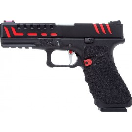 APS Scorpion D-MOD Dual Power Pistol Co2 Blowback