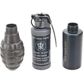 APS Hakkotsu Thunder-B Flashbang Grenade Starter kit