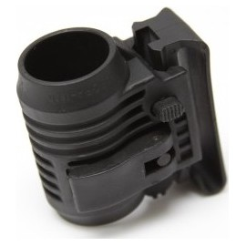 APS Tactical Flashlight mount Nero