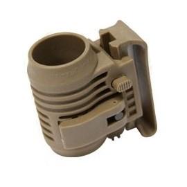 ELE Tactical Flashlight mount Nero