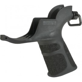 APS M4 Stippled Pistol Grip with QD Sling Swivel