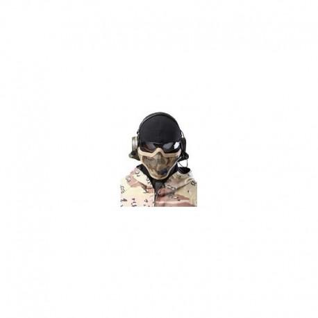 BRAVO Cacique net mask CP
