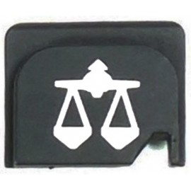 APS Slide Cover butt for Glock and ACP series - Libra -