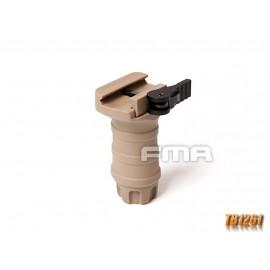 FMA Short Vertical Grip Quick Detach