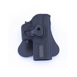 Nuprol Fondina Rigida Tipo Serpa per Glock