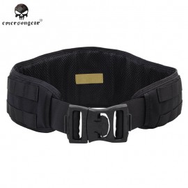EMERSON PADDED MOLLE WAIST BELT BK