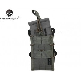 Emerson Gear Double Modular Rifle Magazine Pouch FG