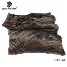PROFORCE FACE VEIL SNIPER WOODLAND