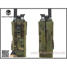 EMERSON PRC 148/152 Tactical Radio Pouch Multicam Tropic