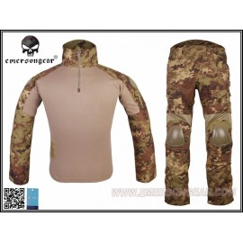EMERSON New Combat Tactical Suit 2°Gen VEGETATA