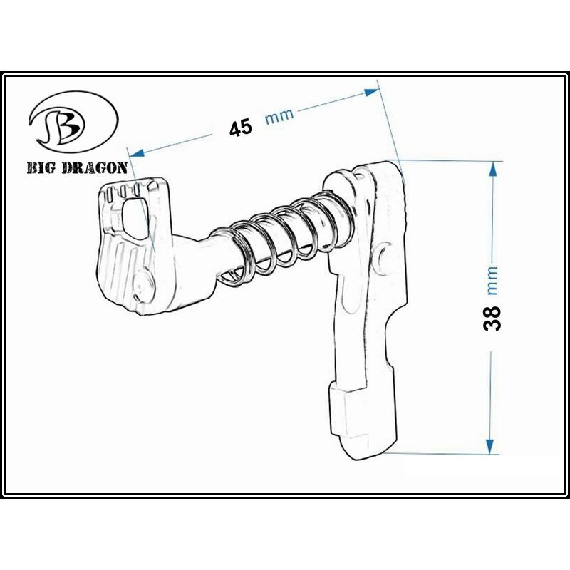 m4 magazine diagram