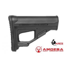 TACTICAL PRO M4 STOCK BLACK ARES AMOEBA