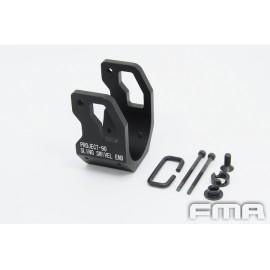 FMA METAL P90 SLING SWIVEL END  MODEL B