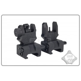 FMA FRONT AND BACK SIGHT GEN 3BK