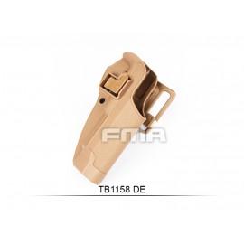 FMA CQC HARD PLASTIC HOLSTER M92 DE