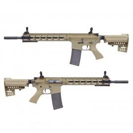 King Arms M4 TWS M-LOK Rifle Ultra Grade II - DE