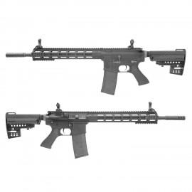 King Arms M4 TWS m-LOK Rifle Ultra Grade II - BK