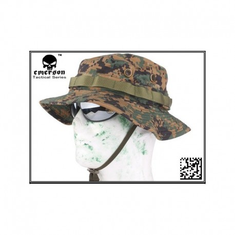 EMERSON JUNGLE CAP MARPAT