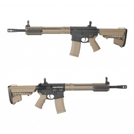 King Arms Black Rain Ordnance Carbine - DE