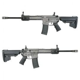 "King Arms Black Rain Ordnance CQB 9"" - Gun Metal Grey"