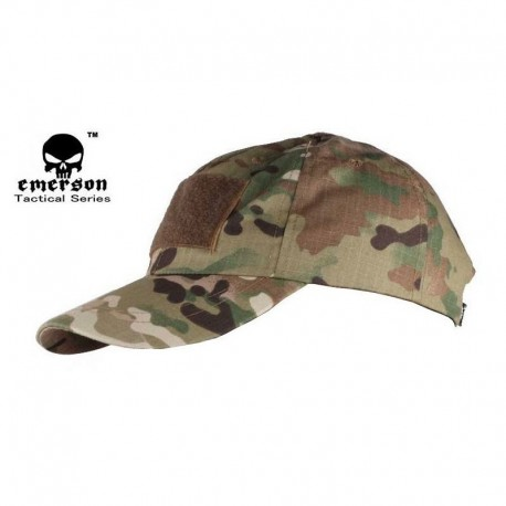 EMERSON BASE CAP MULTI-CAMO