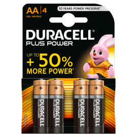 Duracell Stilo Batteries AA