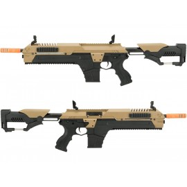 XR-5 S.T.A.R.  ADVANCED BATTLE RIFLE CSI Tan
