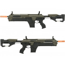 XR-5 S.T.A.R.  ADVANCED BATTLE RIFLE CSI Ranger Green