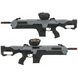 XR-5 S.T.A.R.  ADVANCED BATTLE RIFLE CSI Black/Grey