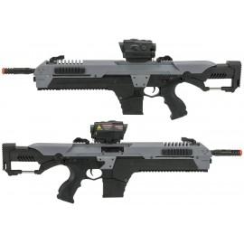 XR-5 S.T.A.R.  ADVANCED BATTLE RIFLE CSI Black/Grey