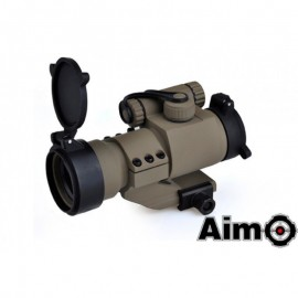 Aim-O Red Dot M2 with Cantilever Mount Desert