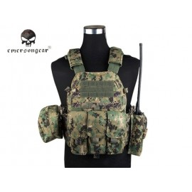 EMERSON Vest 6094A Full Set AOR2