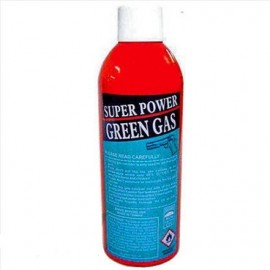 Super power green gas per pistole