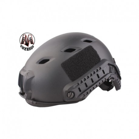 EMERSON FAST BJ Armed Helmet Black
