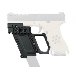 TT G-KRISS PISTOL KIT CONVERSION PER GLOCK G17/G18 NERO