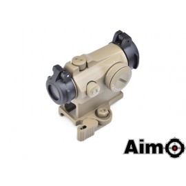 Aim-O Red Dot T2 con QD Mount Desert