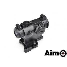 Aim-O T2 Red Dot con QD Mount Black