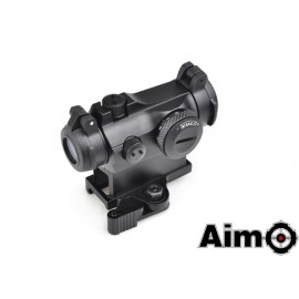 Aim-O T2 Red Dot with QD Mount Black