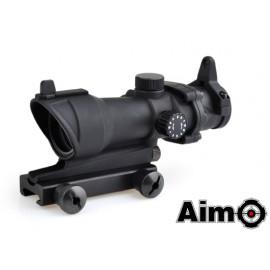 Aim-O Aco-g 4x32 con reticolo illuminato Rosso/Verde