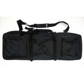 Borsa rifle carry on 2 asg nero