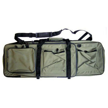 Rifle Carry On Bag for  2 ASGs OD Green