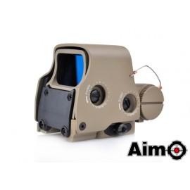 AIM-O XPS 3-2 Red Dot Olografico Tan