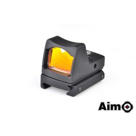 AIM-O Led RMR Red Dot Black