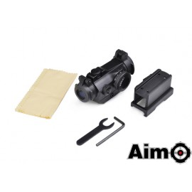 AIM-O RD-2 Red Dot con QD Mount & Low Mount