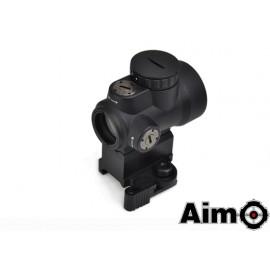 AIM-O MRO QD Red Dot Black