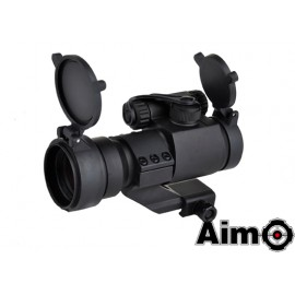 AIM-o M2 Red Dot con Cantilever Mount Black
