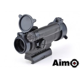 AIM-O M4 Red Dot Black
