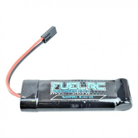 FUEL RC Batteria Ni-Mh 8.4x1600 Mini Type