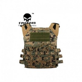 EMERSON UJPC ULTRALIGHT VEST JUNGLE MARPAT